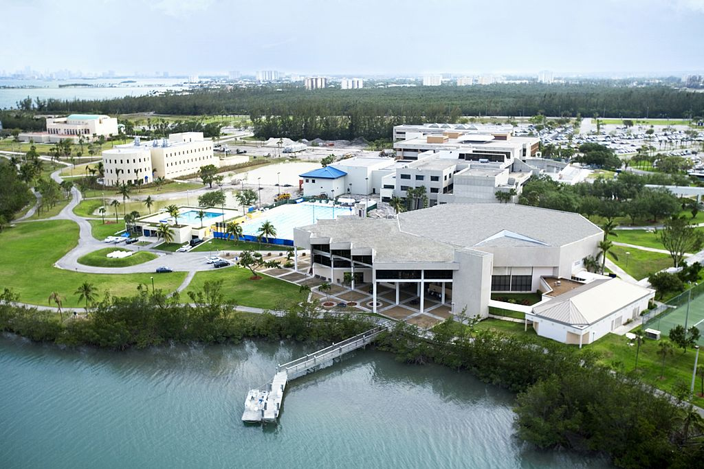 Biscayne Bay Campus Map.Student Programming Council Of Biscayne Bay Campus Hosts Killer