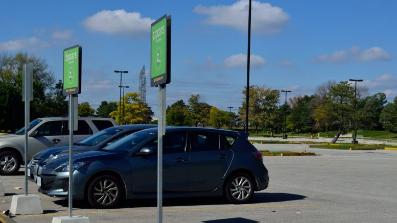 Zipcar Rentals Are An Option For Students Stranded On Campus