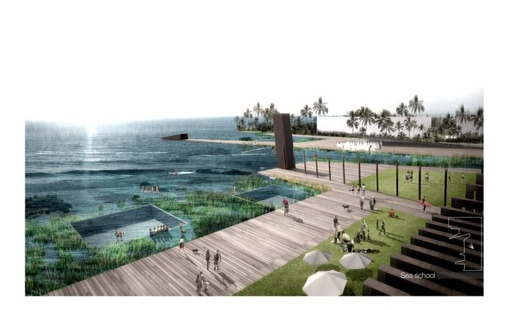 Landscape architecture students win awards fiusm for Award winning landscape architects