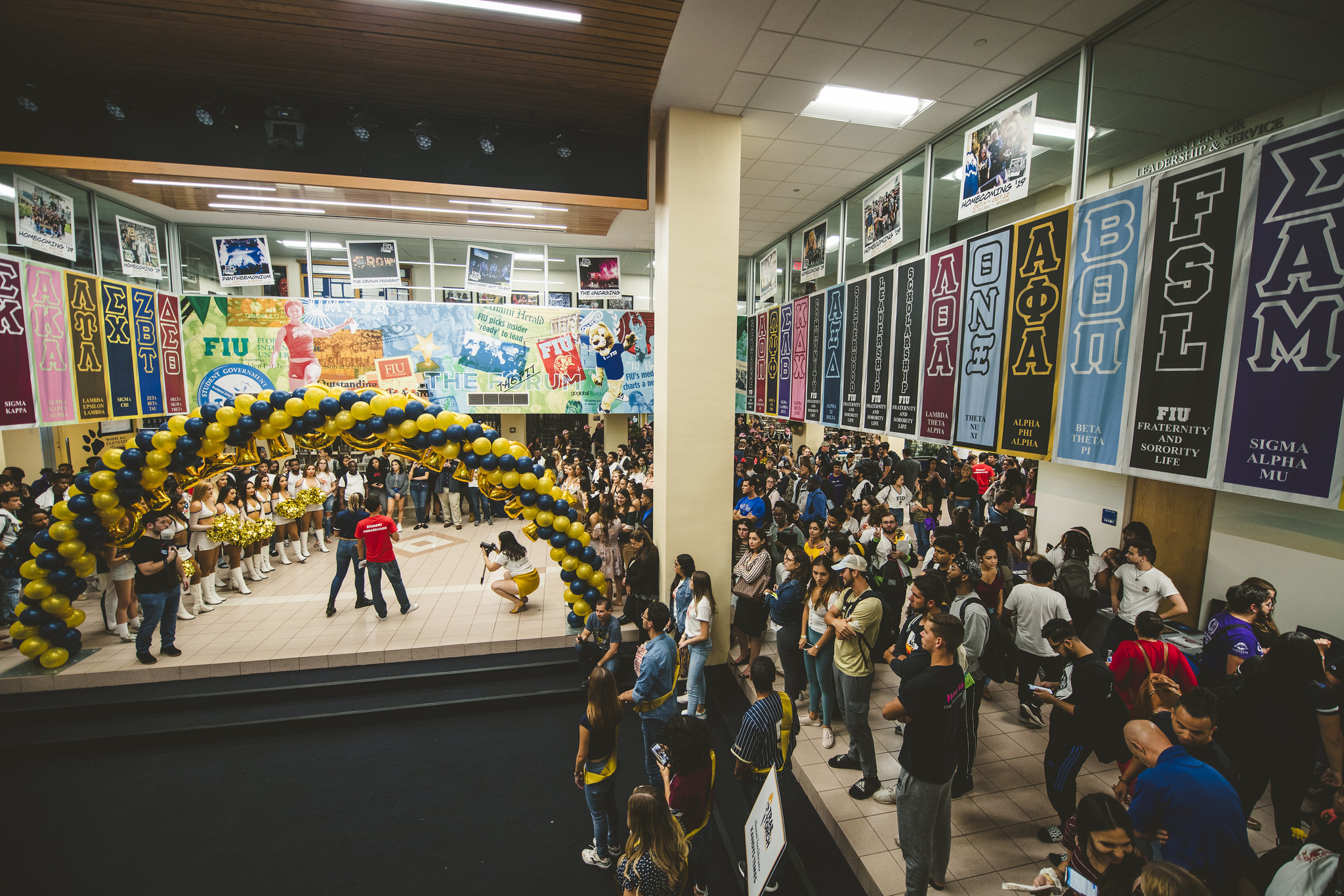 Students Celebrate One Of FIU's Oldest Traditions - PantherNOW
