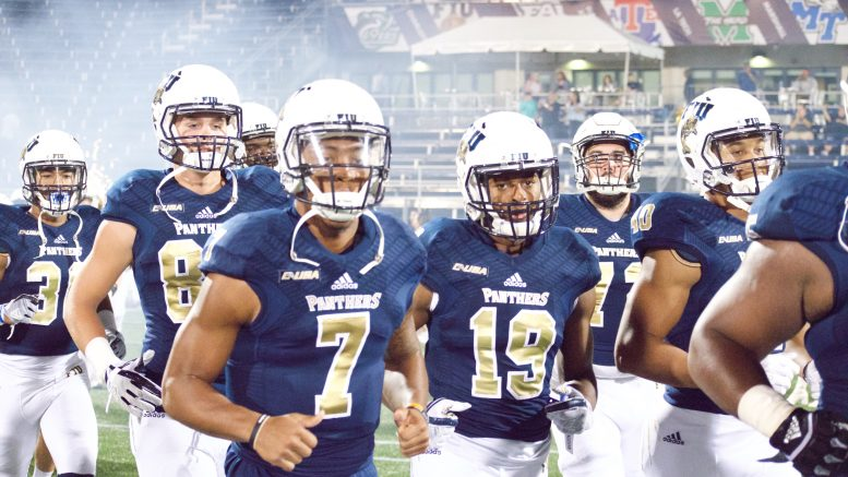 Fiu Panthers Football Team
