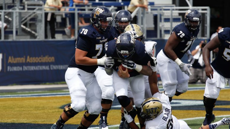 Pitt Panthers Outlast Fiu Panthers In The Cage Panthernow