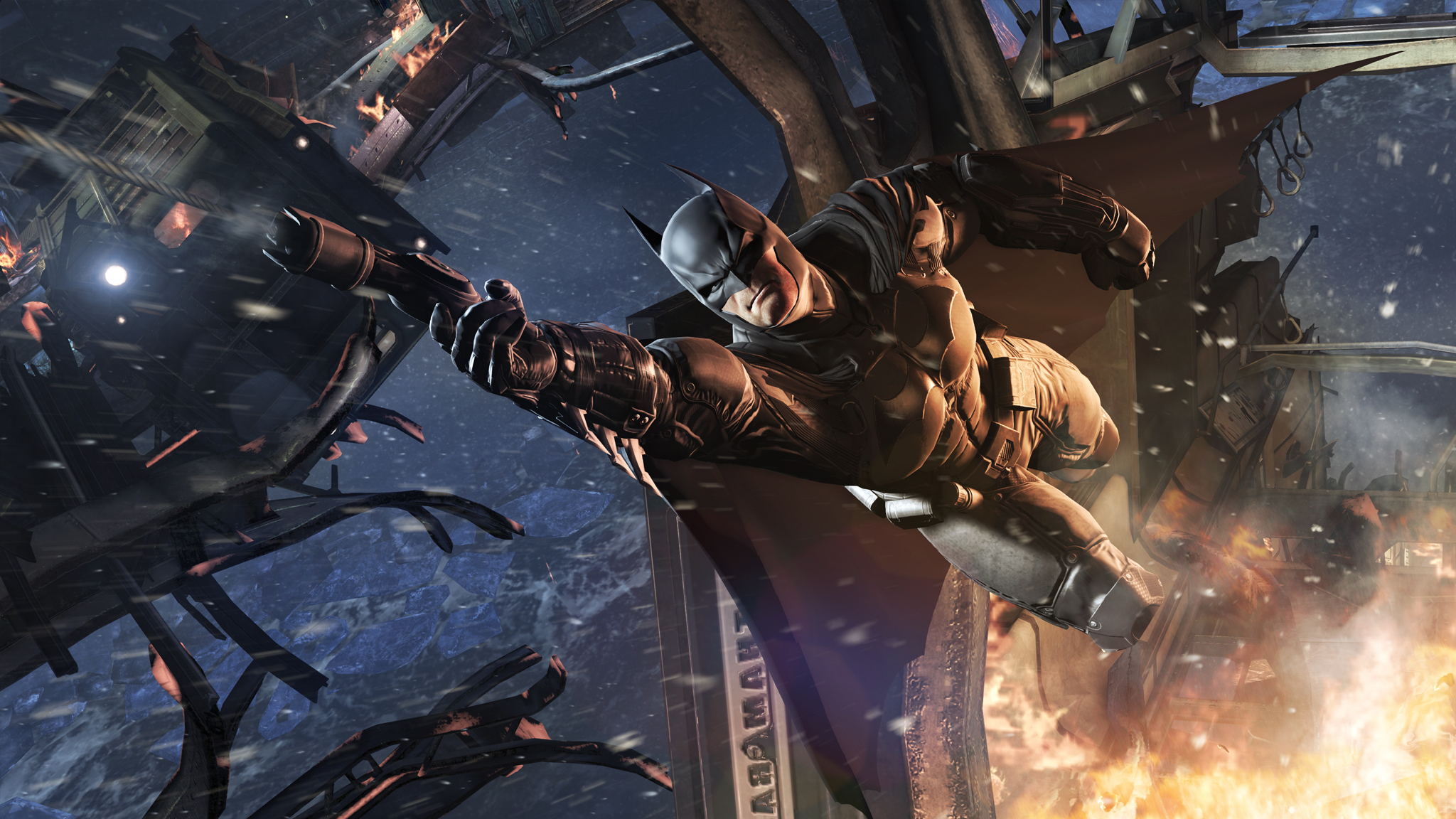 Broken Bat  Batman  Arkham Origins Review - PantherNOW 2896667d264