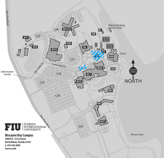 Free Assembly Areas On Campus Panthernow