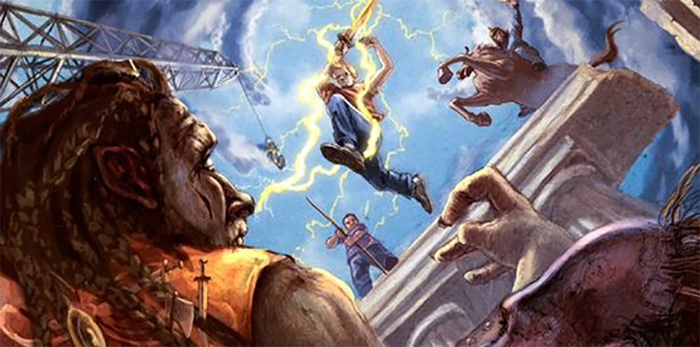 Blood of Olympus Spoiler: Quite possibly the best part ...  |Blood Of Olympus Spoilers