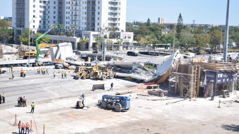 FIU Bridge Engineering Consultant Was Not Qualified - PantherNOW