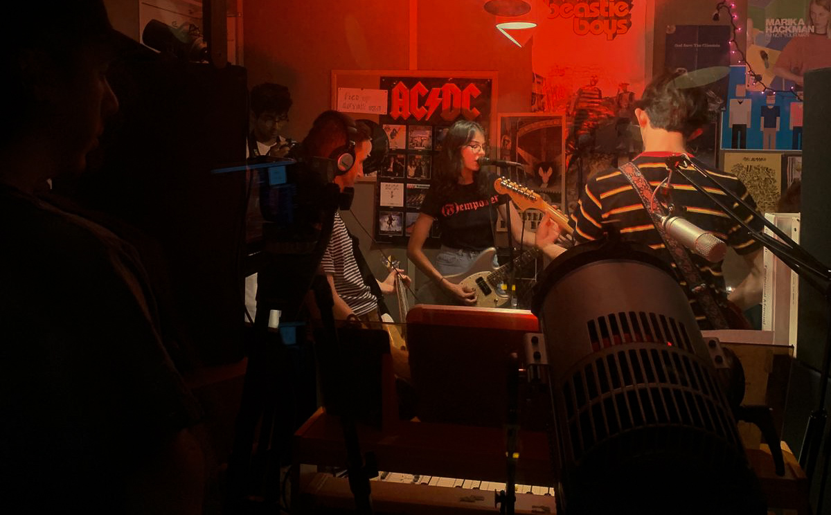 In the Pipeline: Student Radio Station Highlights Local Bands - PantherNOW