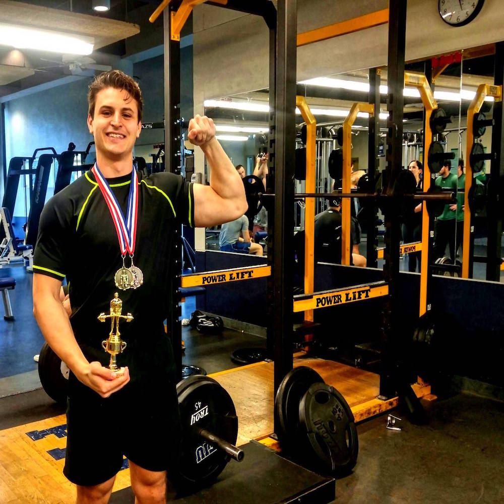 Strongest Bench Press: Powerlifting, Weightlifting And Motivation