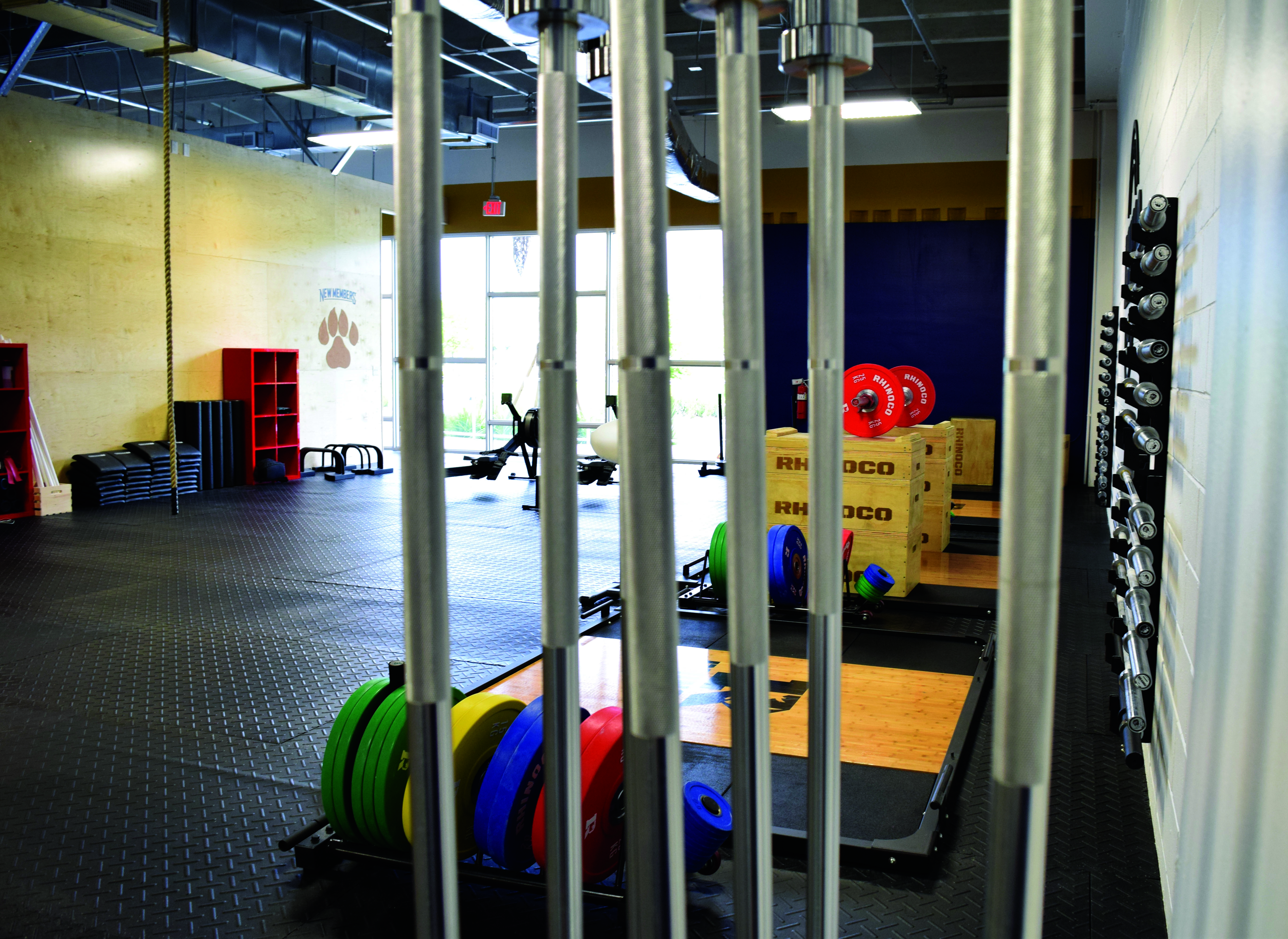 Students jump on crossfit band wagon leaving fiu s gym