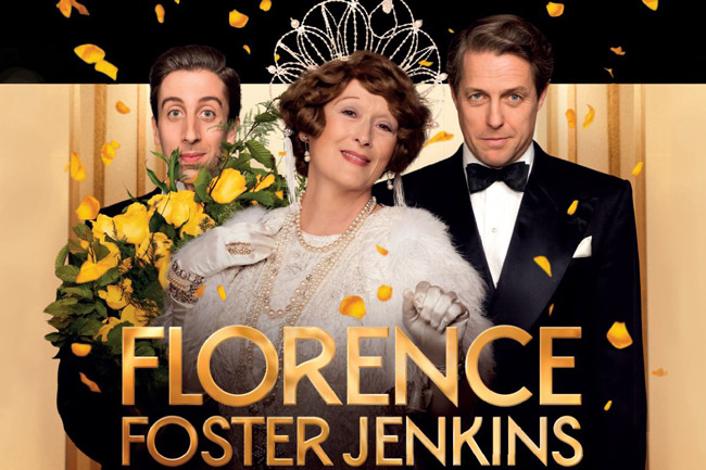 Bildresultat för florence foster jenkins poster