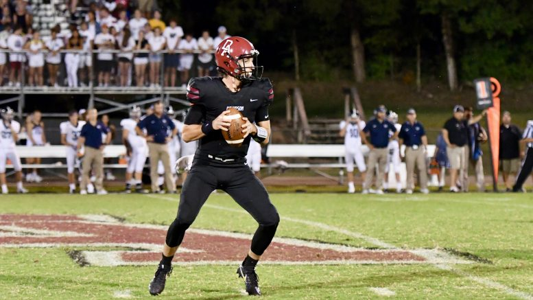 High School Standout Bound To Be Next Great Panther Quarterback