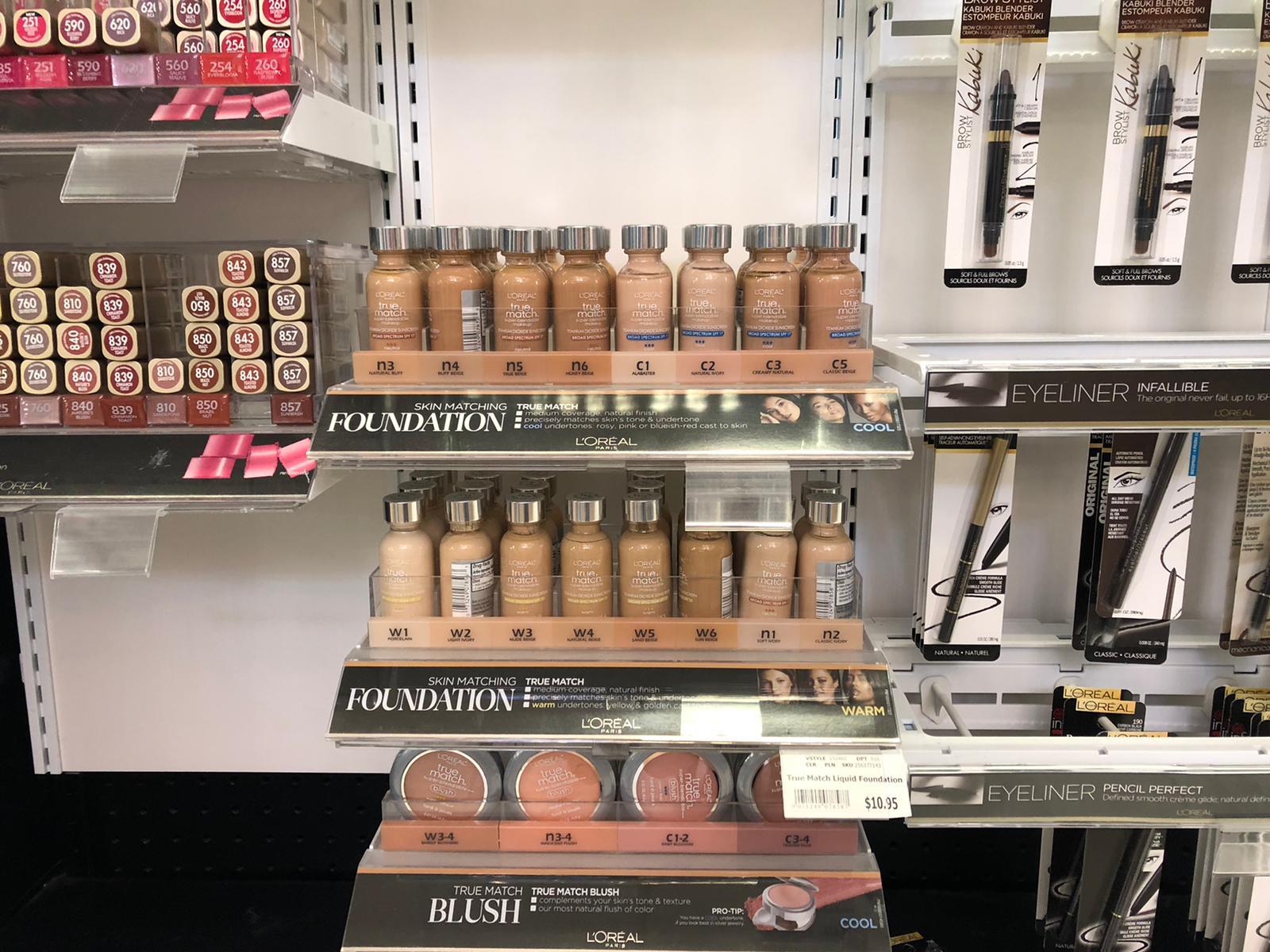 Barnes & Noble's Makeup Section Lacks Options for Darker Tones - PantherNOW