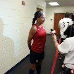 Never give up: the story of Sydney Leroux - PantherNOW