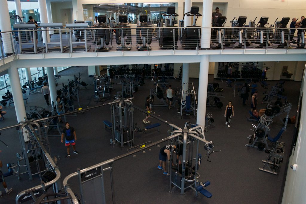 The Wellness and Fitness Center at MMC presents renovations
